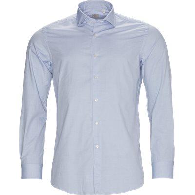 Slim fit | Skjorter | Blå